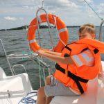obóz żeglarski Mazury